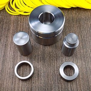 MIGHTY PUNCH COIN RING PUNCH SET