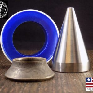 17 Degree Folding Cone Stainless Steel