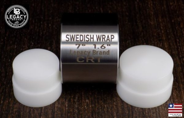 1.6 Swedish Wrap and Delrin Push Rods