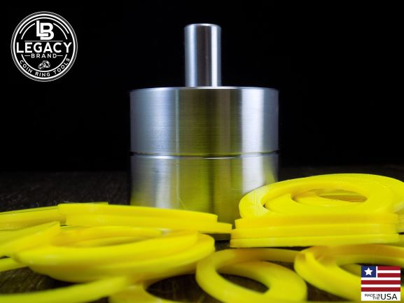 """1/2"""" punch set with spacers"""